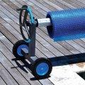 Наматывающее устройство Kokido-Alux 6,4-8,7м в сборе с трубками 98мм