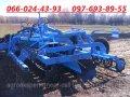Дисковая борона – лущильник ДЛМ – 5.0, ДЛМ-8