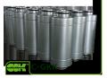 Шумоглушитель C-GKK-250-900 трубчатый канальный