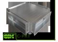 C-PKT-90-50 heat exchanger for rectangular channels