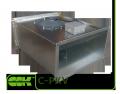 C-PKV-50-25-4-380 вентилятор для прямокутних каналів