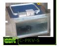C-PKV-S-90-50-8-380 вентилятор канальный в шумоизолированном корпусе