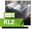 Rectangular roof RLZ-400 elemen