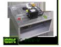 C-PKV-V-50-30-4-380 взрывобезопасный вентилятор канальный прямоугольный