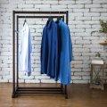 Стойка для одежды Fenster Визит 2 Венге