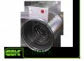 Elektrischer Lufterhitzer für runde Kanäle C-EVN-K