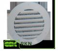 Решетка вентиляционная круглая нерегулируемая RKN