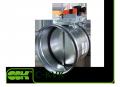 Воздушный клапан C-KVK-250 универсальный  для вентиляции