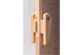 Дверь для бани и сауны Uno Delta, 1900х700мм