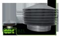 Крышный элемент вентиляции круглый BZL-560