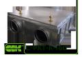 Теплоутилизатор C-PKT-K-160 пластинчатый канальный