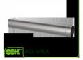 AD-VKK повітропровід прямошовні круглого перетину