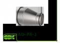 AD-PR переход круглого сечения для воздуховодов