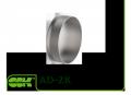 AD-ZK заглушка для воздуховода круглого перетину