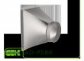 Симметричный переход прямоугольник-круг AD-PSKK
