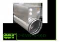 Нагреватель воздуха C-EVN-K-160-6,0 канальный