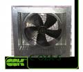 C-OZA-S-055-220 вентилятор канальный осевой в шумоизолированном корпусе