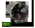 C-OZA-T-030-4-220 вентилятор канальный осевой с присоединением без фланцев