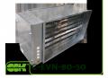 C-EVN-80-50-31,5 воздухонагреватель электрический канальный
