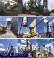 Бетонный завод, завод для производства бетона
