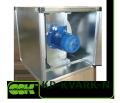KP-KVARK-N-50-50-9-3.55-2-380 вентилятор канальный радиальный квадратный каркасно-панельный