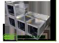 KP-KVARK-N-67-67-9-4-4-380 вентилятор каркасно-панельный канальный