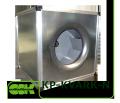 Вентилятор каркасно-панельный с EC-двигателем KP-KVARK-N-100-100-9-7,1-4-380
