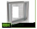 Гибкая вставка KP-GKV-80-80 для квадратных каналов
