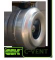 Вентилятор канальний для припливно-витяжної вентиляції C-VENT-355А