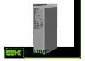 Решетка приточно-вытяжная с сеткой вентиляционная C-RPVC-100