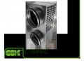 Решетка приточно-вытяжная с сеткой для круглых каналов C-RPVC-150