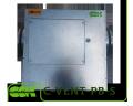 C-VENT-PB-S вентилятор канальный с назад загнутыми лопатками в шумоизолированном корпусе