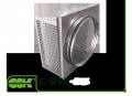 Exhaust channel lattice C-RVC-125 mesh