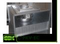 Вентилятор C-PKV-EC-80-50-4-380 канальный радиальный прямоугольный с ЕС-двигателем