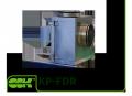 Вентилятор KP-FDR канальный радиальный для кухонь