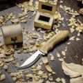 Силовой нож STRYI для резьбы по дереву, 120 мм, арт.81230