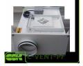 C-VENT-PF-150-4-380 вентилятор для круглых каналов с вперед загнутыми лопатками