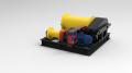 Лебедка электрическая маневровая ЛЭМ-15 двухбарабанная