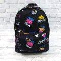 Рюкзак с принтом Fresh Brains