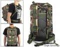 Сумка EDC тактический - рюкзак камуфляж 30 L.