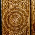 Нарды ручной работы из натурального дерева, арт. Н-025