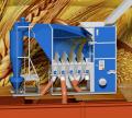 Зерновой сепаратор САД-5 с циклоном