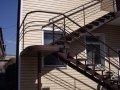 Лестницы винтовые уличные , всего 2300 грн!!!!!