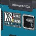Генератор инверторный Konner&Sohnen KS 2000i S