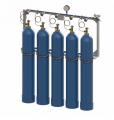 Рампа кислородная на 3 - 10 баллонов (газовая перепускная)