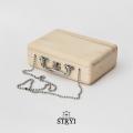 Деревянная заготовка женской сумочки, арт.702818