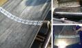 MS 65 шарнирные винтовые механические соединители для стыковки конвейерных лент толщиной от 10 до 18 мм прочностью до 1400 Н/мм