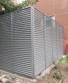 Ограждения «жалюзи» - проветриваемый забор Strimex