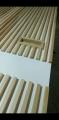 Beams wooden stylized