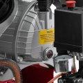 Компрессор 50 л, 2.23 кВт, 220 В, 8 атм, 354 л/мин, 2 цилиндра INTERTOOL PT-0004